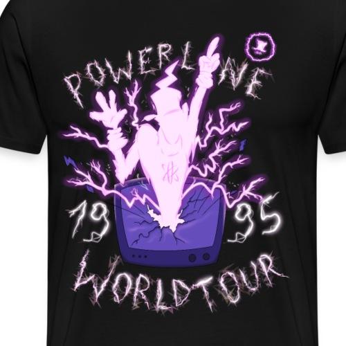 Powerline - Maglietta Premium da uomo
