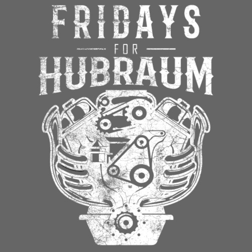 Fridays for Hubraum - Männer Premium T-Shirt