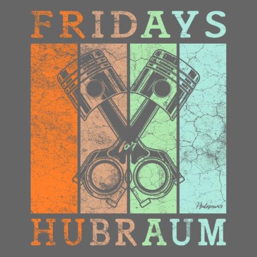 Retro Fridays for Hubraum Geschenk - Männer Premium T-Shirt