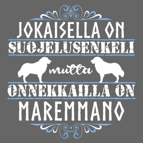 Maremmano Enkeli - Miesten premium t-paita