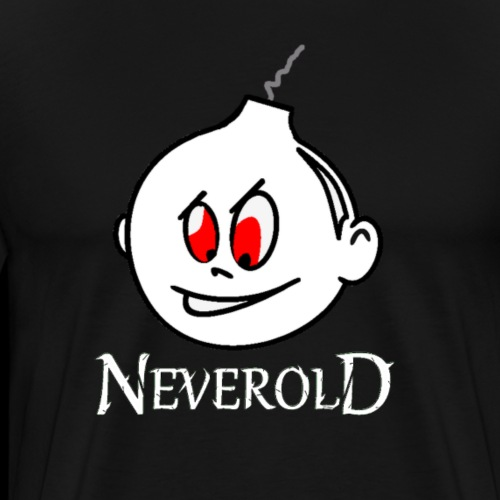 tete neverold - T-shirt Premium Homme