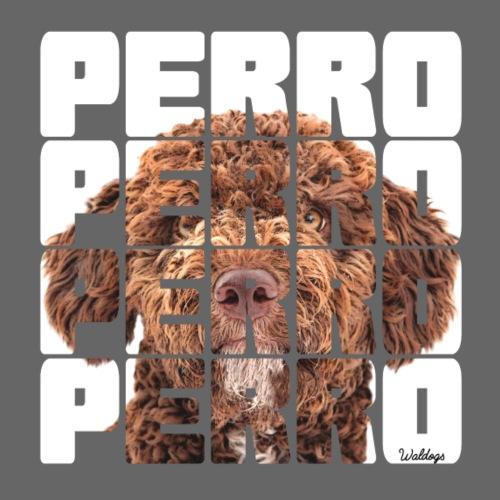 NASSU - Perro Perro Perro - Miesten premium t-paita