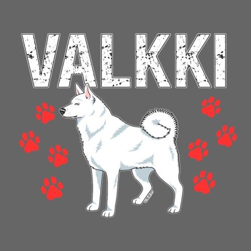 Valkki - Miesten premium t-paita