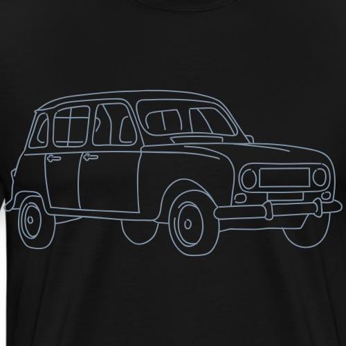 R4 (Auto) - Männer Premium T-Shirt