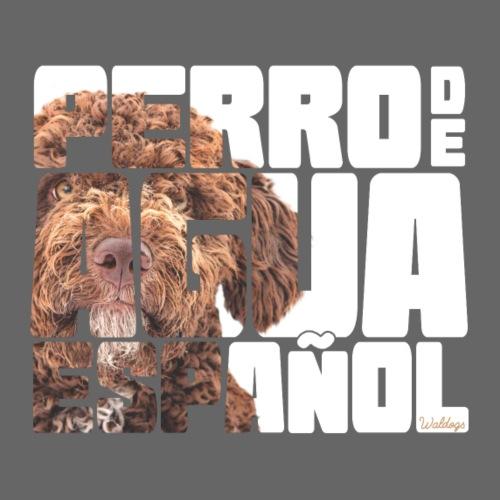 NASSU - Perro De Agua - Miesten premium t-paita