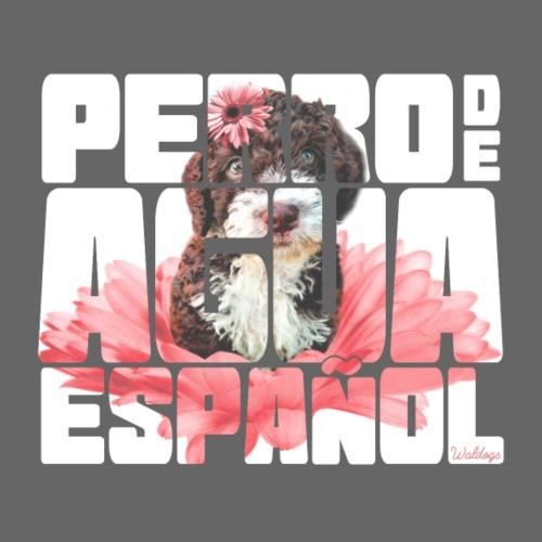 NASSU - Perro Flowers - Miesten premium t-paita