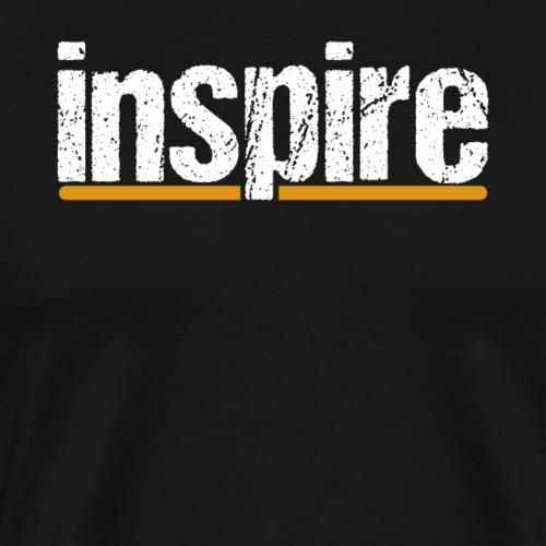 inspire - Männer Premium T-Shirt