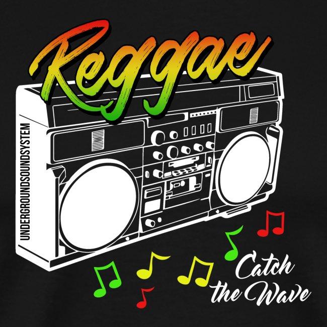 Reggae - Catch the Wave
