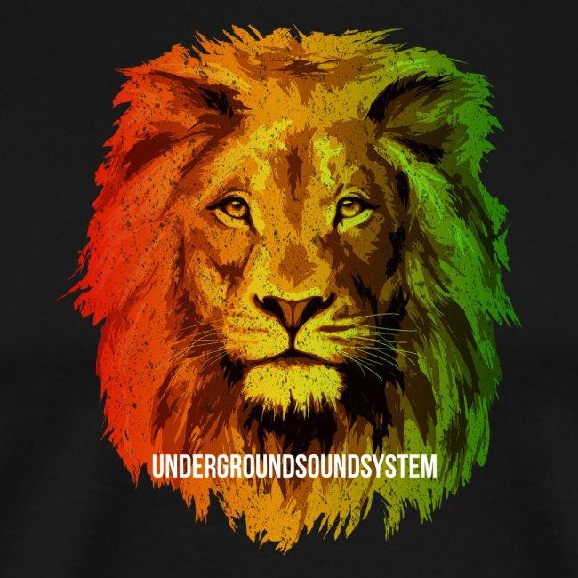 THE LION OF JUDAH
