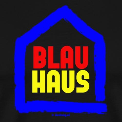 Blauhaus - Mannen Premium T-shirt