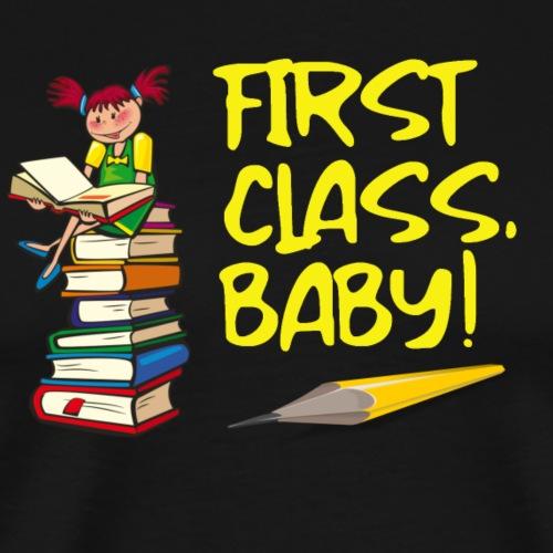 First Class Baby gelb