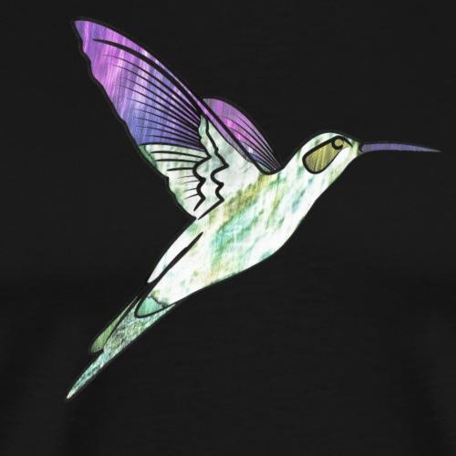kolibri Effekt - Männer Premium T-Shirt