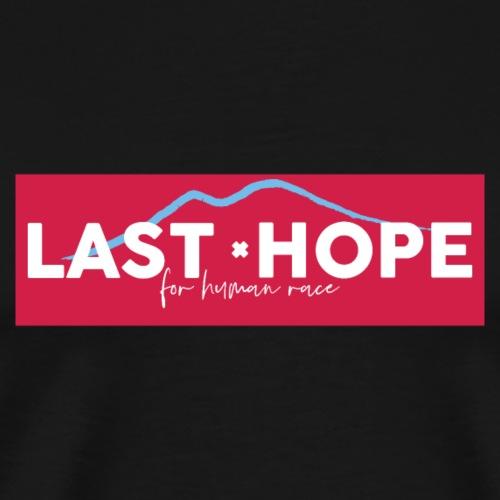 Last Hope brand 02 - Maglietta Premium da uomo