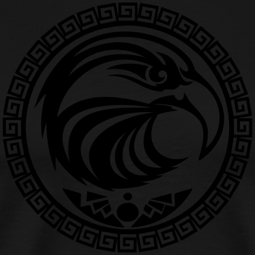maori tattoo T-Shirt selber gestalten - Männer Premium T-Shirt
