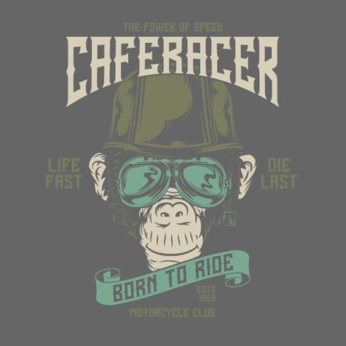 Caferacer - Männer Premium T-Shirt