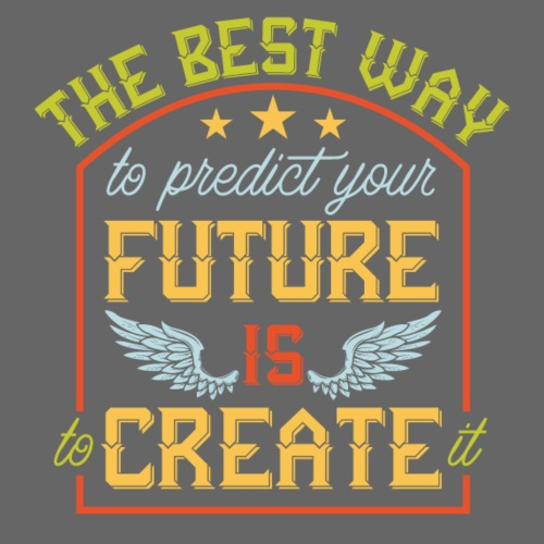 Create your Future - Männer Premium T-Shirt