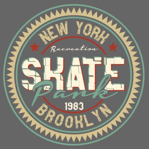 Skate Park - Männer Premium T-Shirt