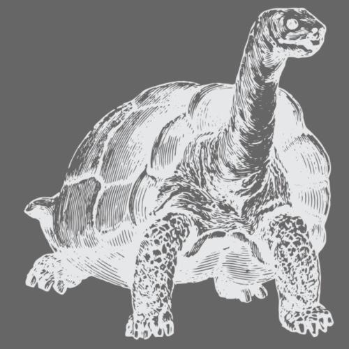 White Turtle - Männer Premium T-Shirt