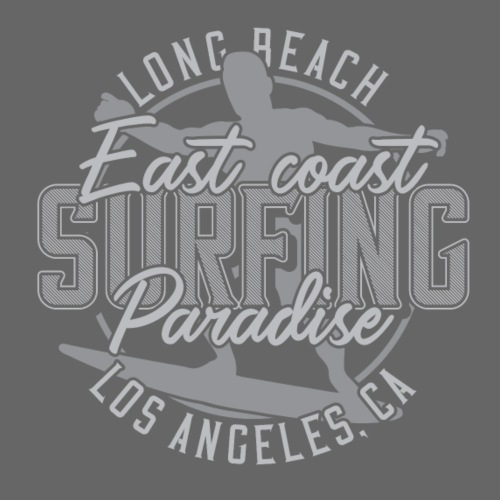 Surfing Paradise - Männer Premium T-Shirt