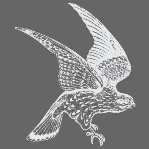 Falke Angriff - Männer Premium T-Shirt