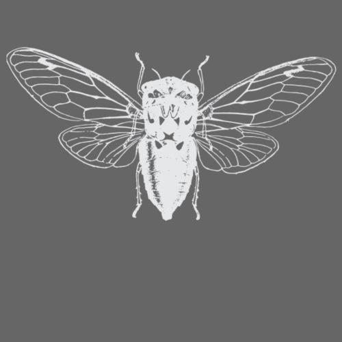 Zickade - Männer Premium T-Shirt