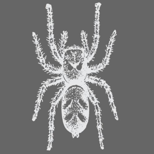 Weisse Vogelspinne - Männer Premium T-Shirt