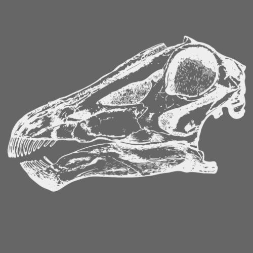 Dino Skull - Männer Premium T-Shirt