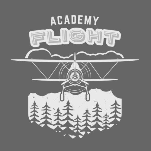Academy Flight - Männer Premium T-Shirt