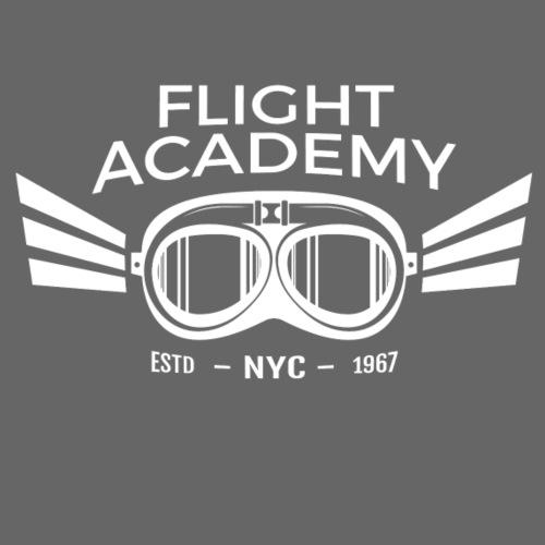 Flight Academy NYC - Männer Premium T-Shirt