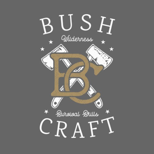 Bush Craft - Männer Premium T-Shirt