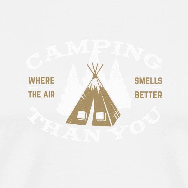 Air smells better