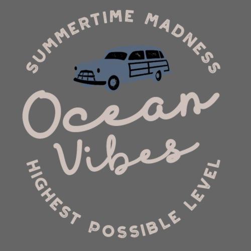Ocean Vibes - Männer Premium T-Shirt