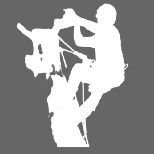 Baumpfleger Arborist - Männer Premium T-Shirt