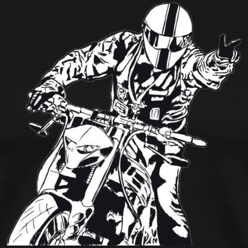 Streetfighter - Männer Premium T-Shirt