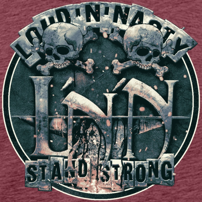 LOUD'N'NASTY-Stand Strong