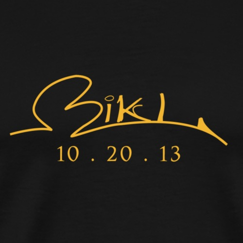 MIKL - Officiel Signature - T-shirt Premium Homme