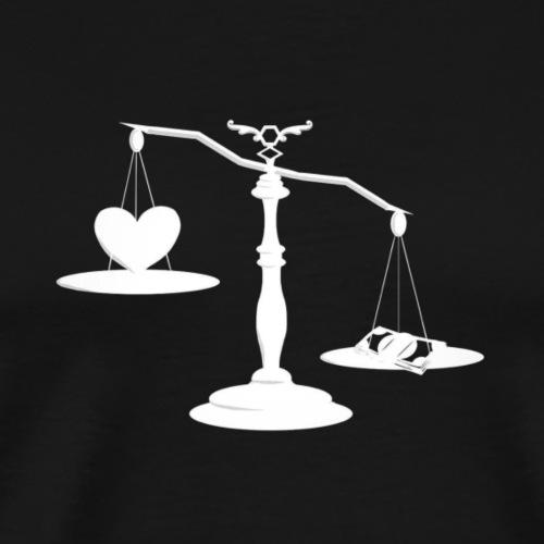La Justice - T-shirt Premium Homme
