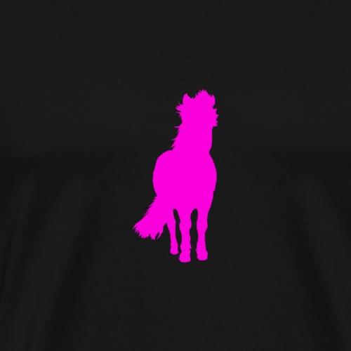 Lucky pink - Männer Premium T-Shirt