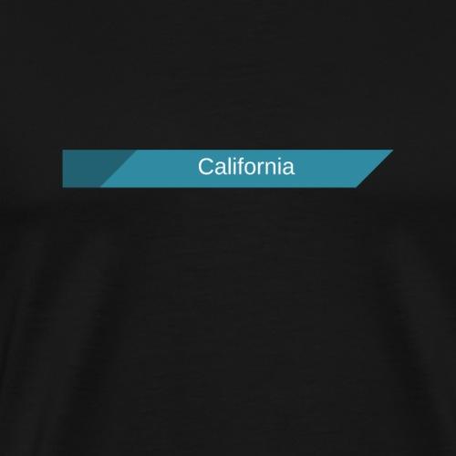 Kalifornien - Männer Premium T-Shirt