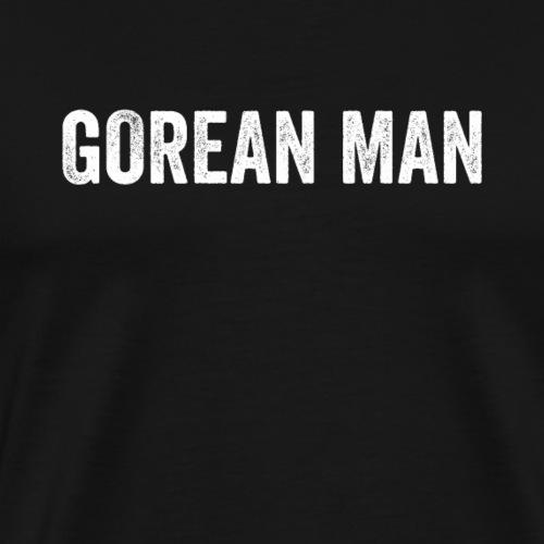 Gorean Man - Men's Premium T-Shirt