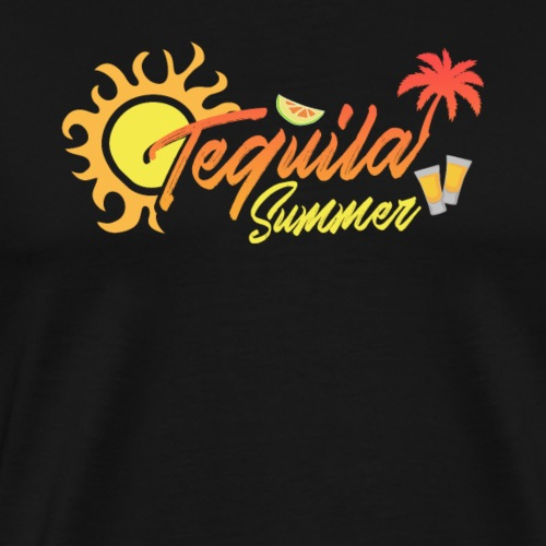 Tequila summer - Men's Premium T-Shirt