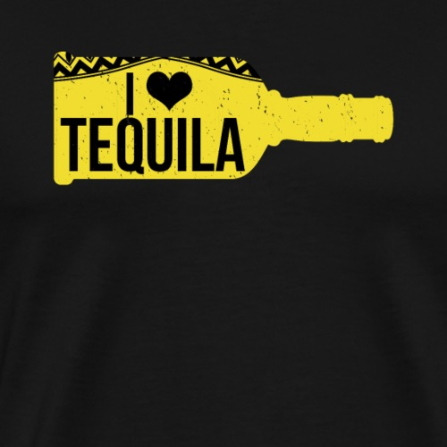 Tequila Love - gift idea - Men's Premium T-Shirt