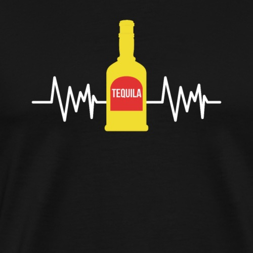 Tequila gift idea - Men's Premium T-Shirt
