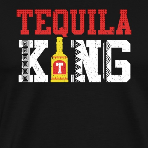 Tequila King - Men's Premium T-Shirt