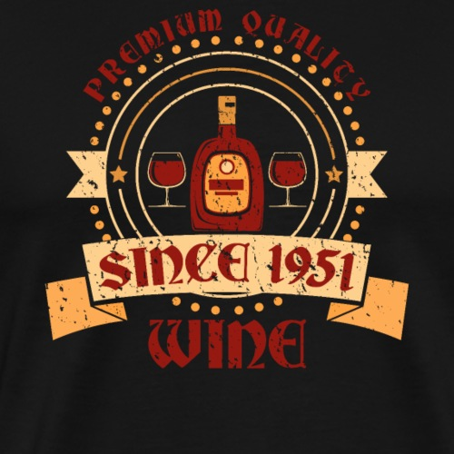Wine gift idea - Men's Premium T-Shirt