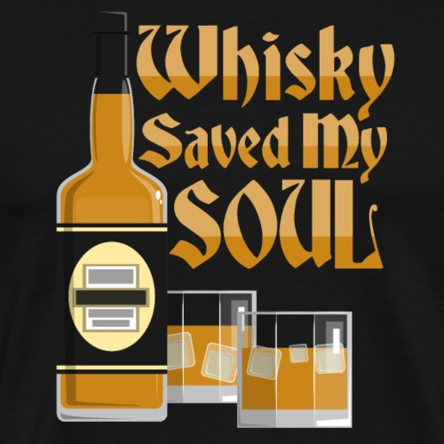 Whiskey gift idea - Men's Premium T-Shirt