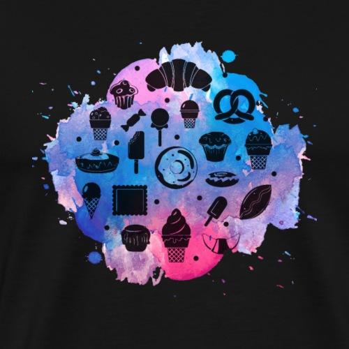 Candy - Männer Premium T-Shirt