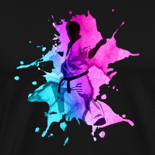 Karate - Männer Premium T-Shirt