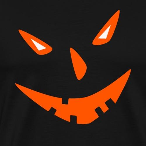 Helloween, Kürbis, Gruselig, Geschenk, 31.10. - Männer Premium T-Shirt