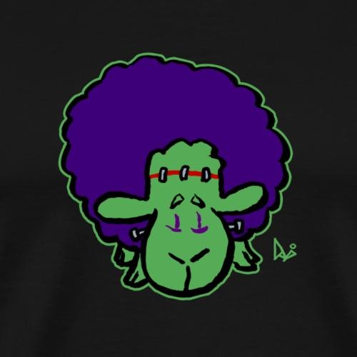 Frankensheep's Monster - Herre premium T-shirt